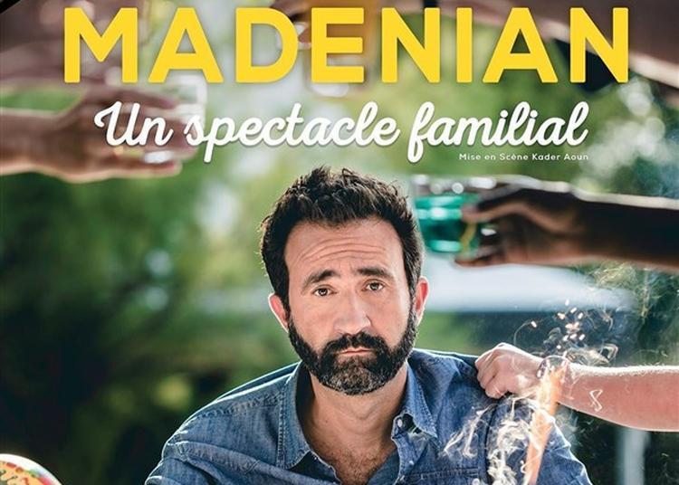 Mathieu Madenian + Warm-Up à Marseille