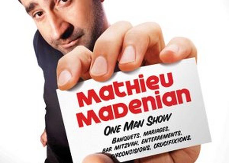 Mathieu Madénian «en État D'urgence» à La Creche