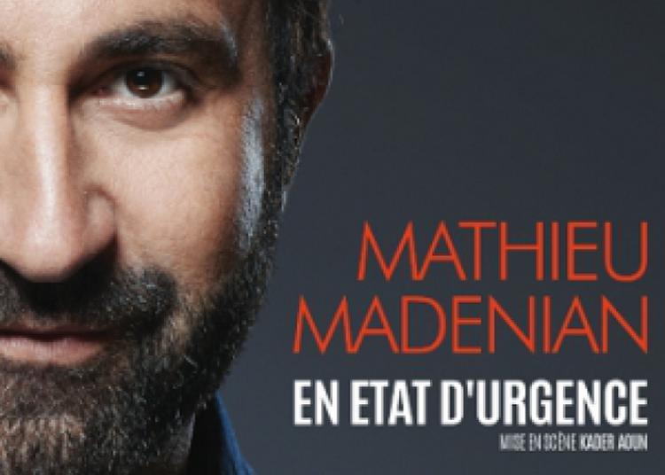 Mathieu Madenian à Boucau