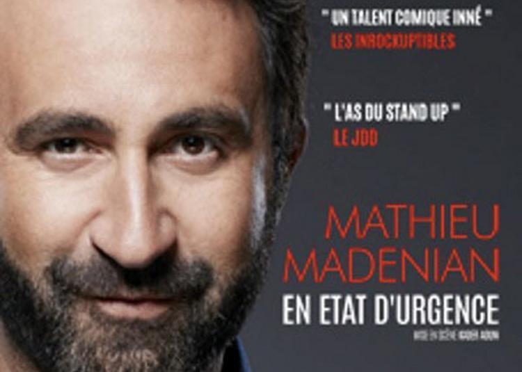 Mathieu Madenian à Montpellier