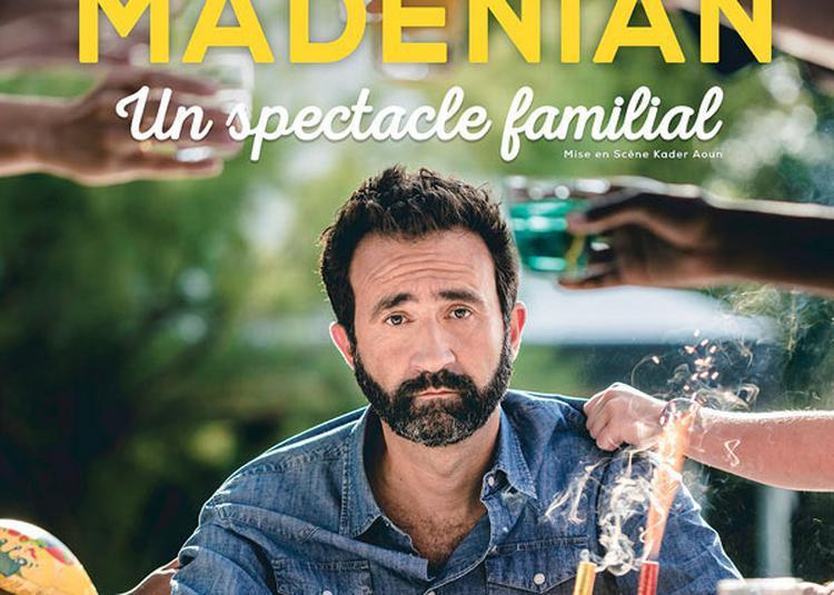 Mathieu Madenian - report à Marseille