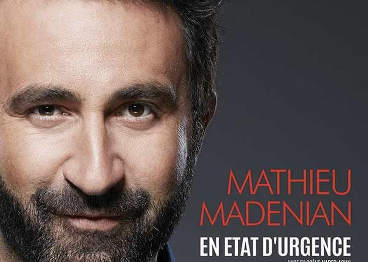 Mathieu Madenian à Ris Orangis