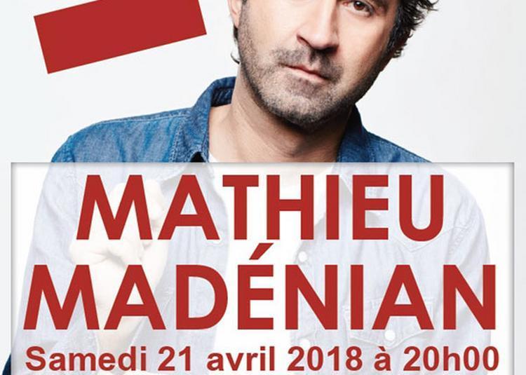 Mathieu Madenian à Sochaux
