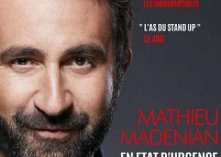 Mathieu Madenian En Etat D'Urgence à Tinqueux