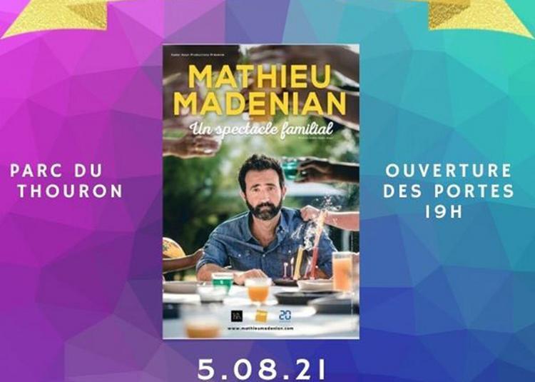 Mathieu Madenian à Cenac et Saint Julien