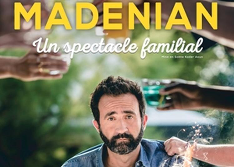 Mathieu Madenian, Un spectacle familial à Clichy Sous Bois