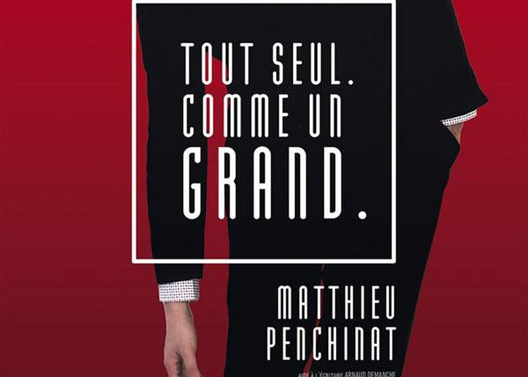 Mathieu Penchinat à Paris 9ème