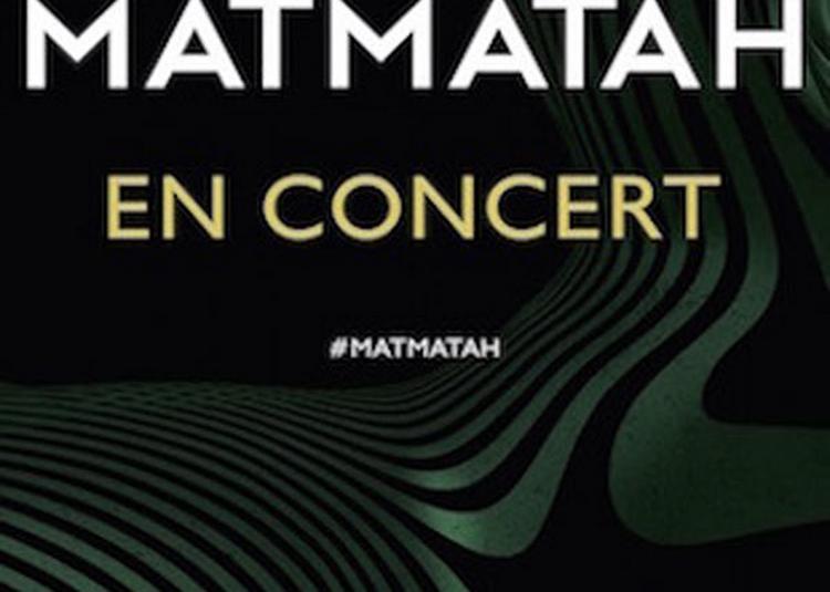 Matmatah à Istres