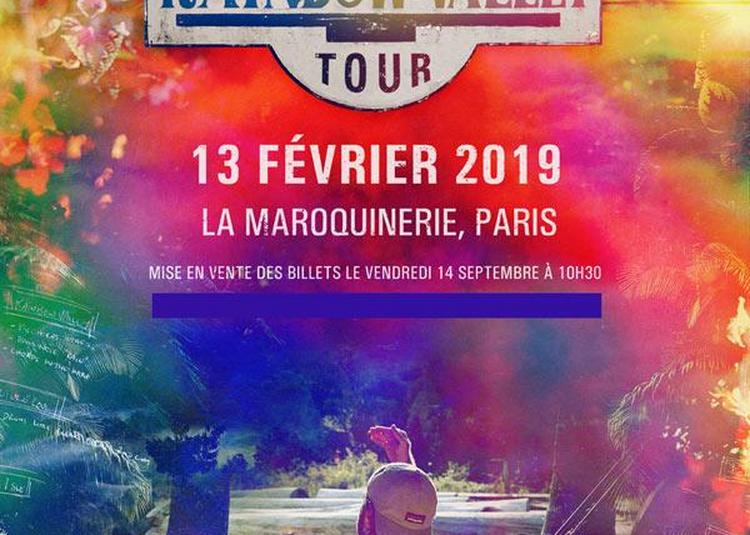 Matt Corby à Paris 20ème
