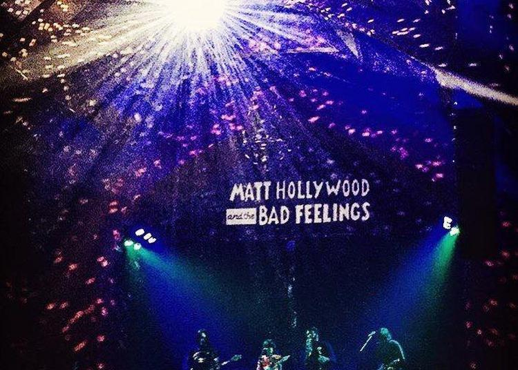 Matt Hollywood & the Bad Feelings à Marseille