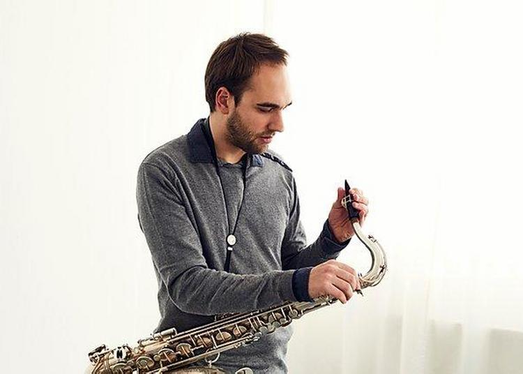 Matthieu Bordenave Trio à Paris 1er