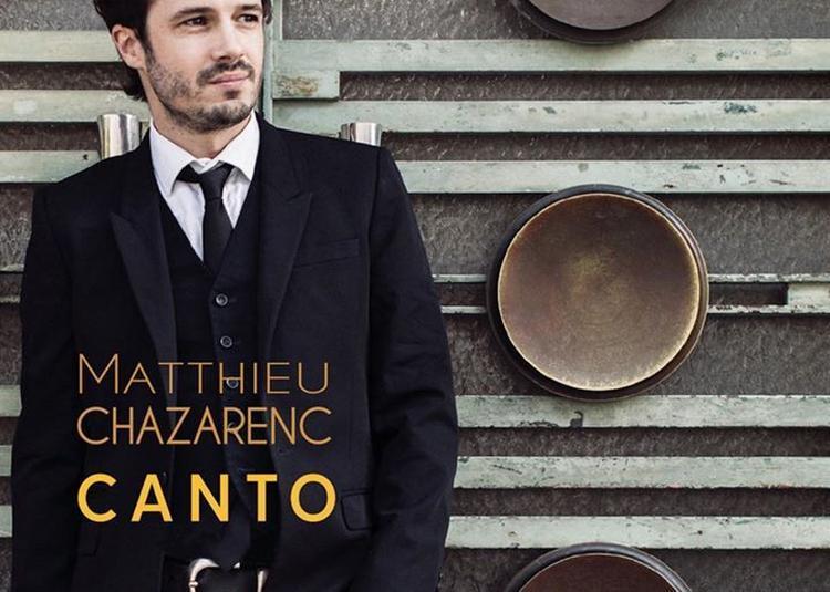 Matthieu Chazarenc - Présentation de son 1er album