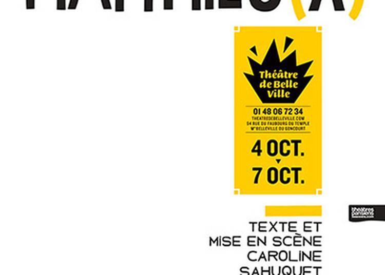 Matthieu(x) à Paris 11ème