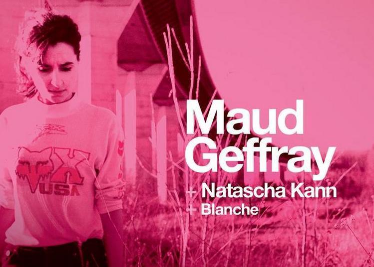 Maud Geffray x Natascha Kann x Blanche à Rennes
