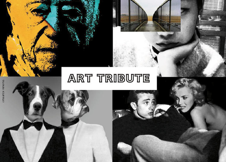 Maurice Renoma Art Tribute à Boulogne Billancourt
