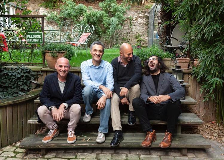 Mauro Gargano Quartet à Paris 1er