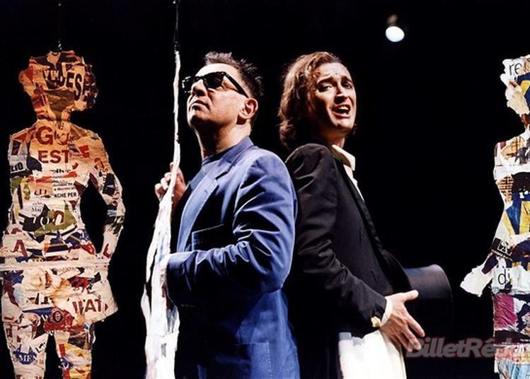 Mauro Gioia / Alfredo Arias / Gaëlle Buswel : Cabaret Nino Rota à Alfortville