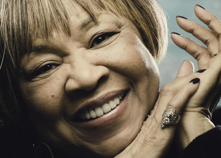 Mavis Staples à Paris 18ème