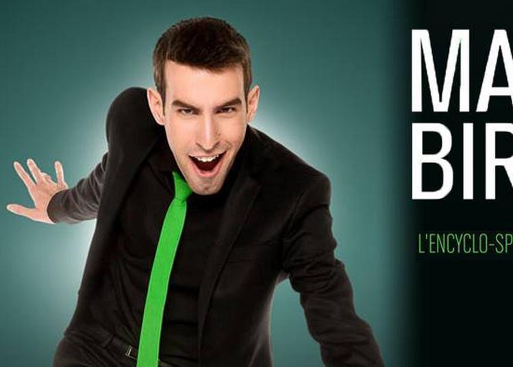 Max Bird à Grenoble