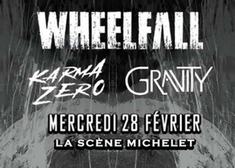 Max's Birthdeath w/ Karma Zero // Wheelfall // Gravity // Guest à Nantes