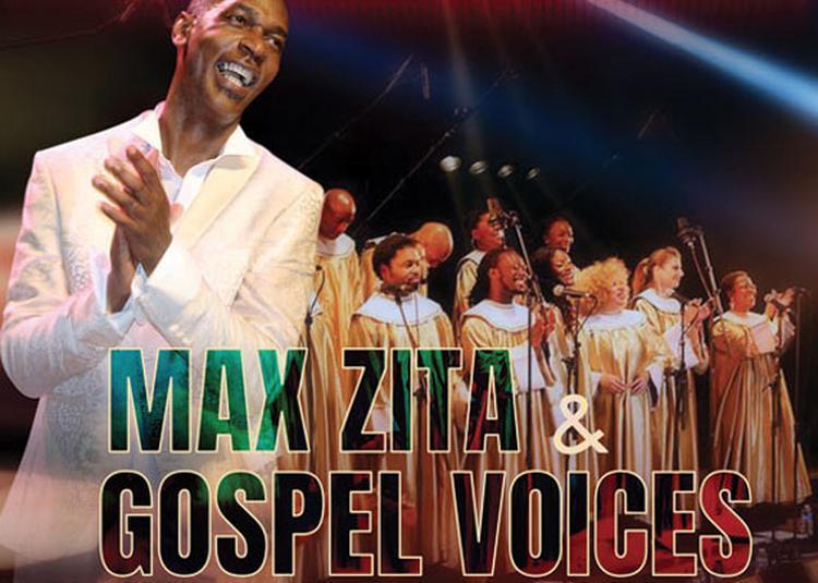 Max Zita & Gospel Voices à Enghien les Bains