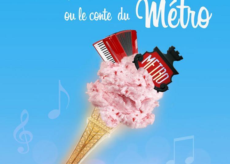 Maxence ou le conte du métro à Paris 5ème