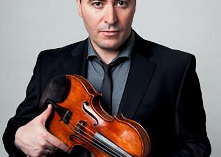 Maxim Vengerov - Roustem Saïtkoulov à Paris 19ème