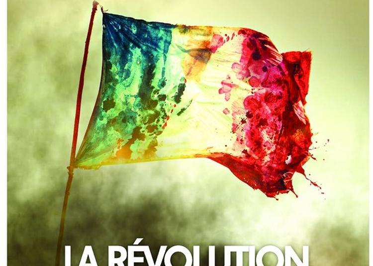 Maxime D'Aboville Dans La Révolution à Paris 6ème