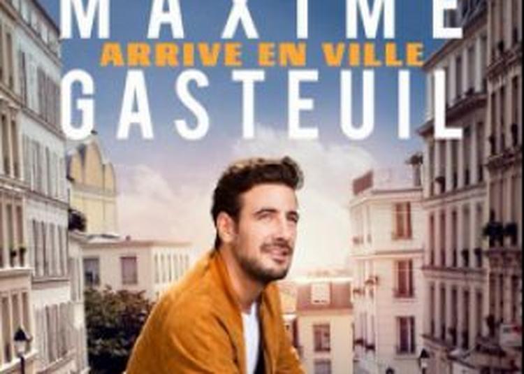 Maxime Gasteuil à Nantes