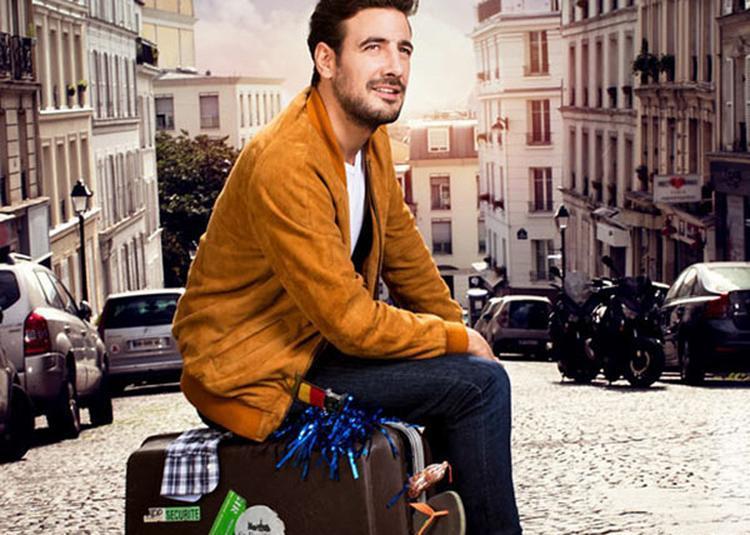 Maxime Gasteuil Arrive En Ville à Dammarie les Lys