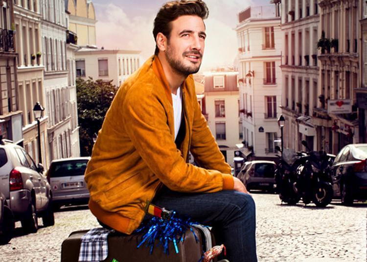Maxime Gasteuil Arrive En Ville à Lyon