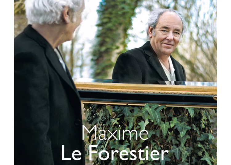 Maxime Le Forestier à Rouillac