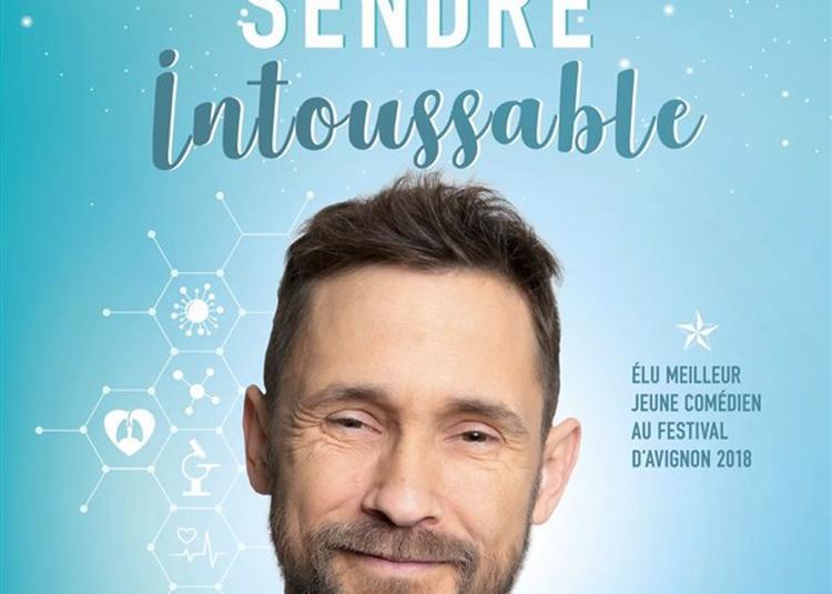 Maxime Sendré - Intoussable à Chateauroux