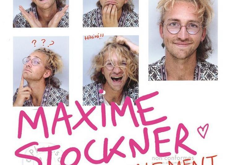 Maxime Stockner Dans Totalement Crazy à Nantes