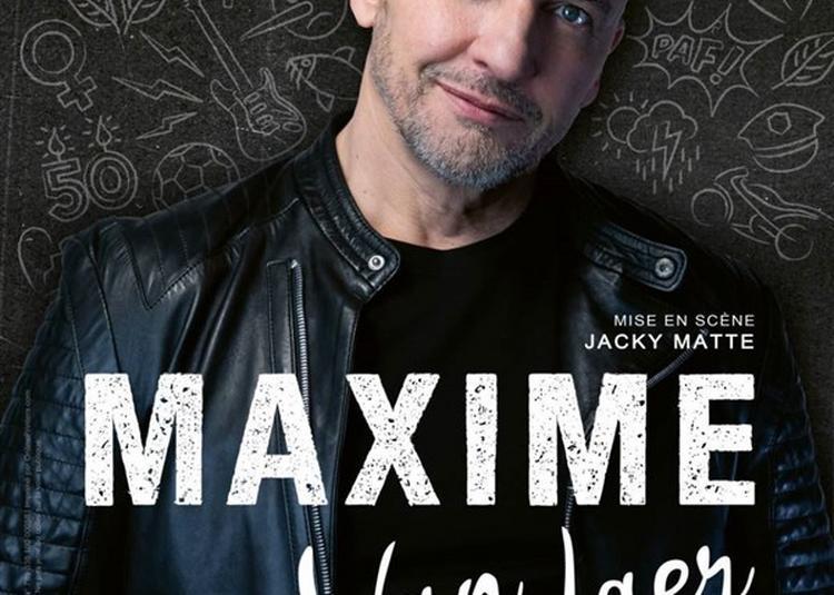 Maxime Van Laer Dans J'Aurais Pas Dû ! à Chateauroux
