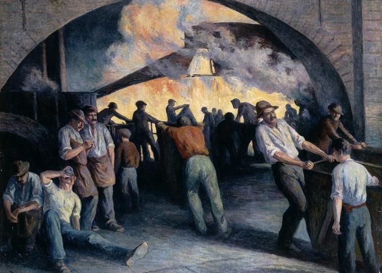 Maximilien Luce, Un Peintre Engagé à Louviers