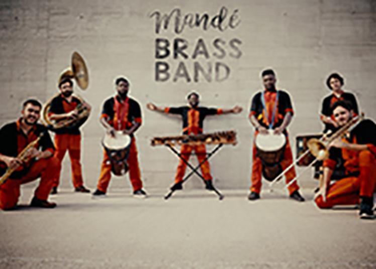 Mande brass band (fanfare afro-urbaine) à Bonac Irazein