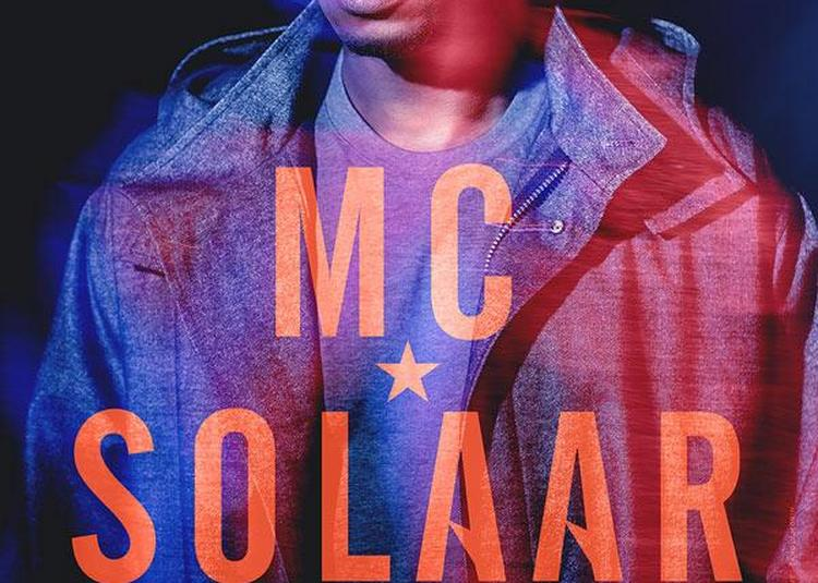 Mc Solaar Geopoetique Tour à Saint Etienne