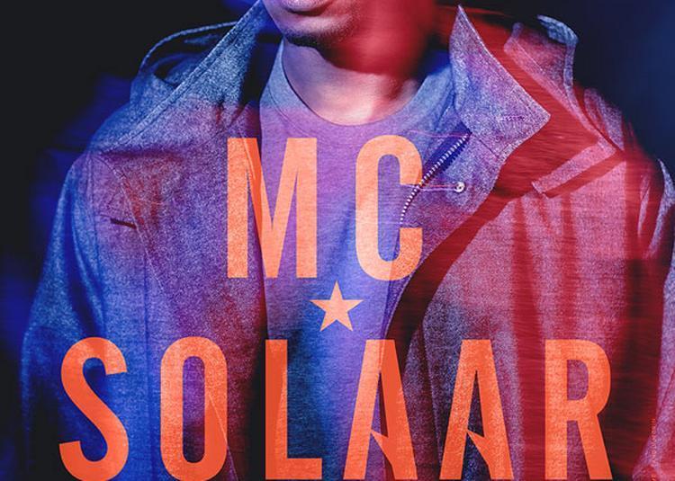 Mc Solaar Géopoétique Tour à Montpellier