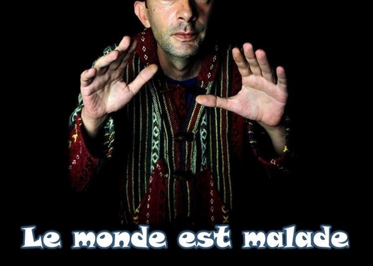 Médecine Man Dans Le Monde Est Malade Mais Je Le Soigne ! à Nice