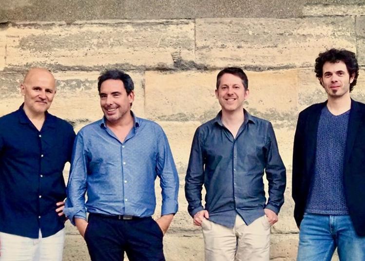 Medeljazz Quartet à Paris 1er