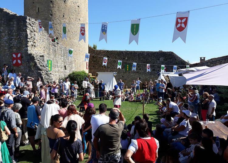 Médiévales D'aurignac à Aurignac