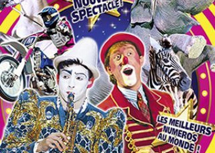 Medrano - Festival International Du Cirque à Clamecy
