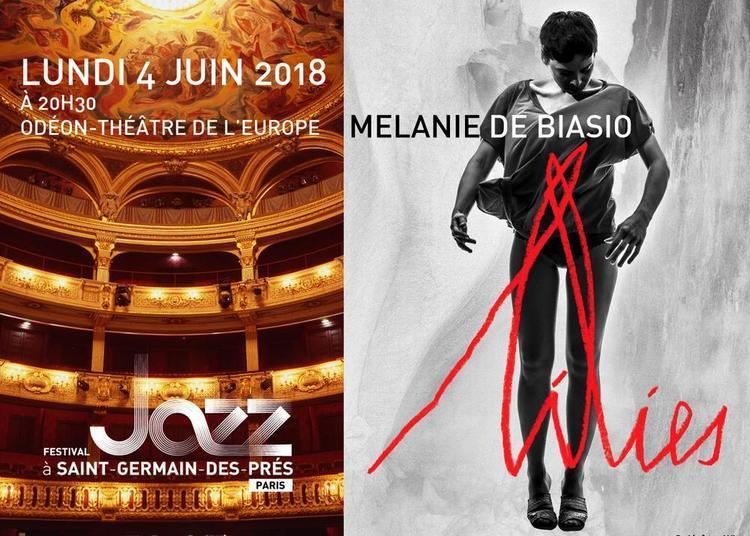 Melanie De Biasio à Paris 6ème