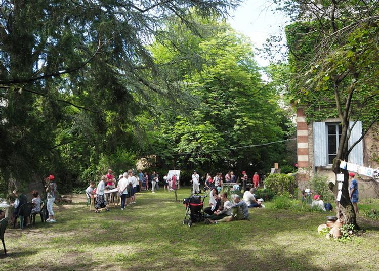 Méli-mélo à La Villa Monoyer à Lyon