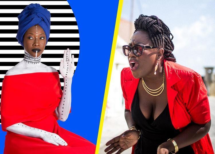 Melissa Laveaux / Fatoumata Diawara à Arles