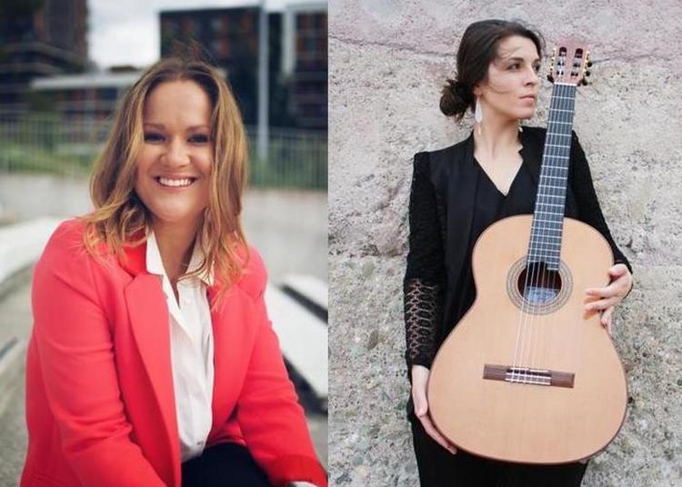 Melodia En Duo, Eleonore Pancrazi, Mezzo-soprano Et Sandrine Luigi à Corte
