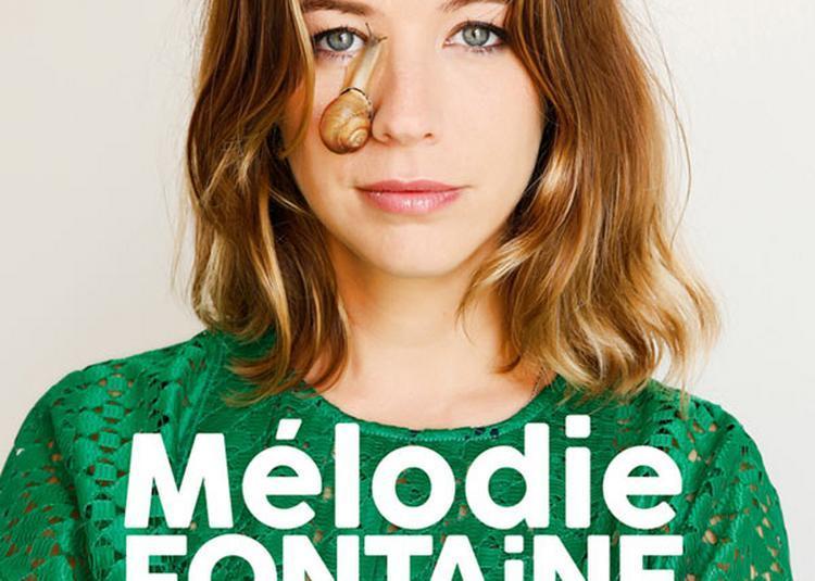Melodie Fontaine à Paris 11ème