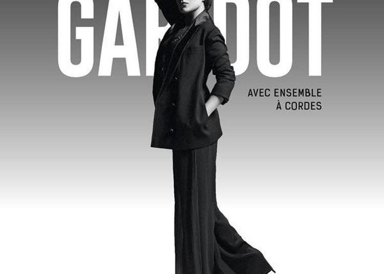 Melody Gardot à Paris 9ème