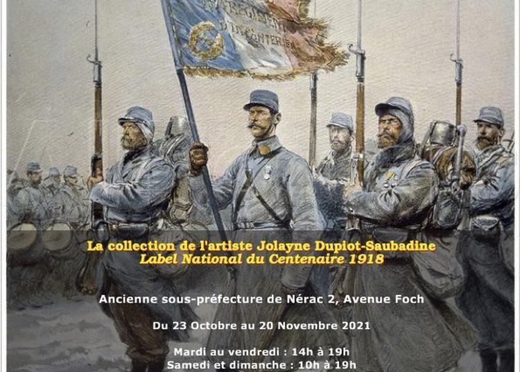 Mémoire des Poilus de 14-18 à Nerac